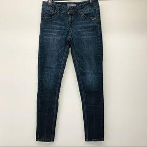 WIT & WISDOM Midrise Skinny Jeans 4